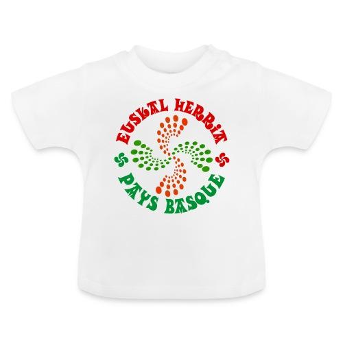Pays Basque - T-shirt Bébé