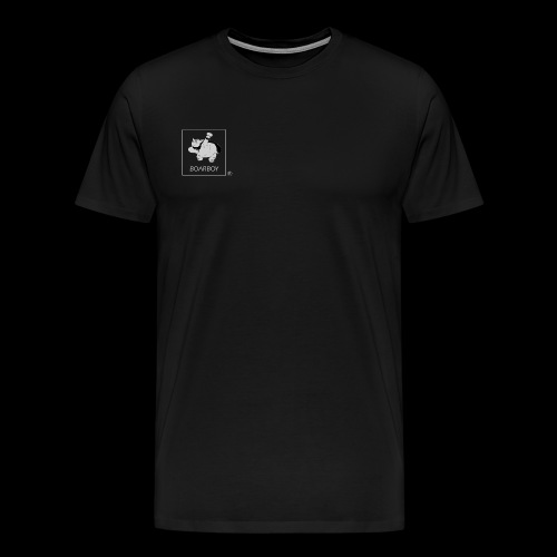 BOARBOY logo Tee - Men's Premium T-Shirt
