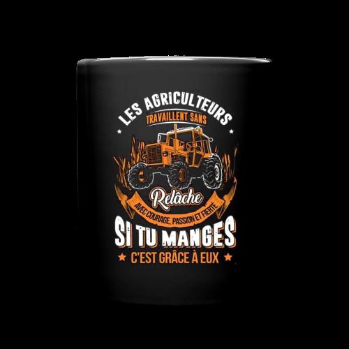 Mug Agriculteur - Mug uni