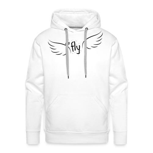 BeFly - Männer Premium Hoodie