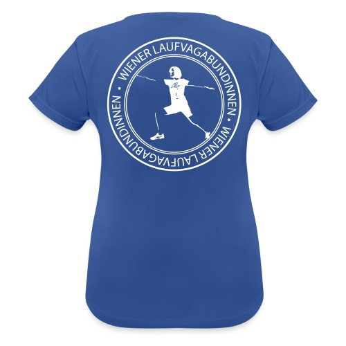 Frauen T-Shirt atmungsaktiv