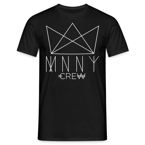 Crown White Men - Männer T-Shirt