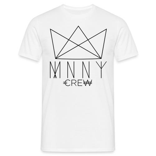 Crown Black Men - Männer T-Shirt