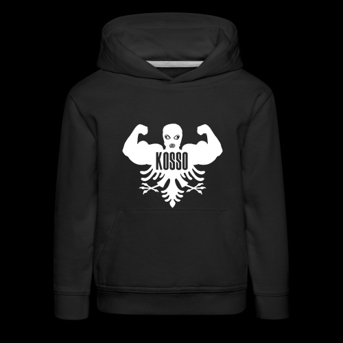 Kosso Sweaters voor KINDEREN - Kinderen trui Premium met capuchon