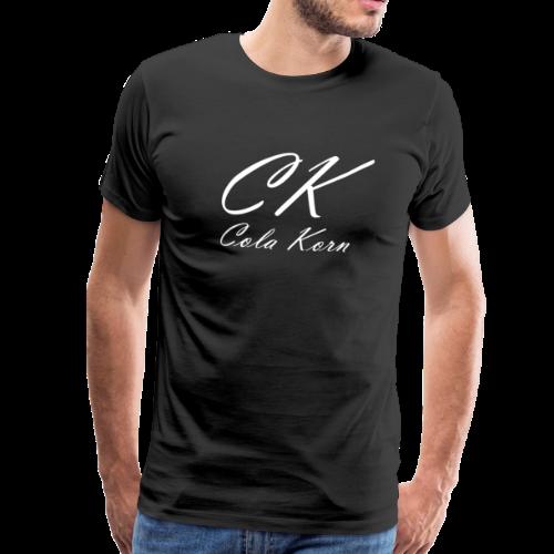 Männer CK T-Shirt - Männer Premium T-Shirt