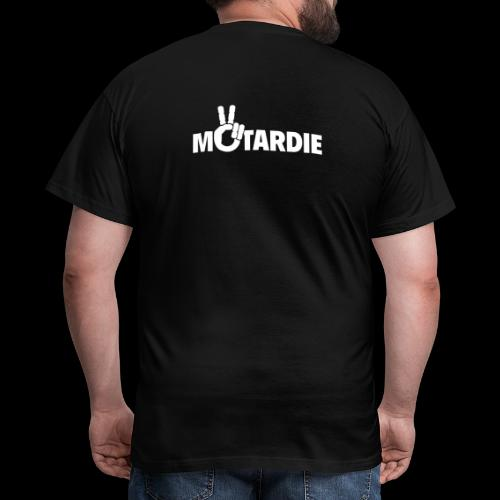 tee shirt homme V devant - T-shirt Homme