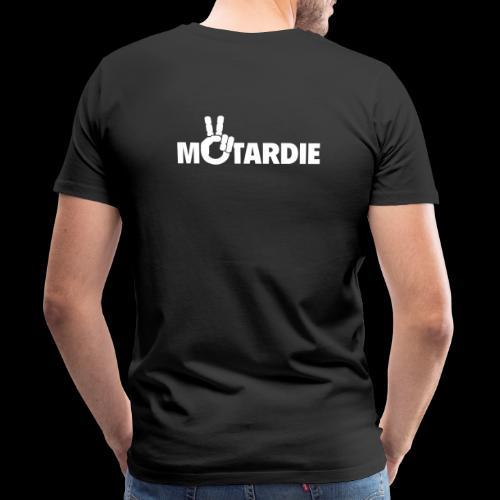 Tee shirt Homme V devant Premium - T-shirt Premium Homme