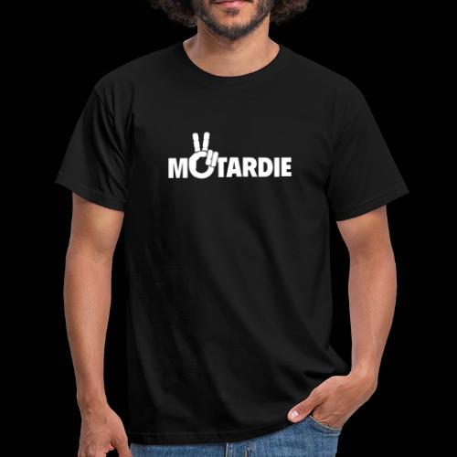 tee shirt homme logo devant - T-shirt Homme