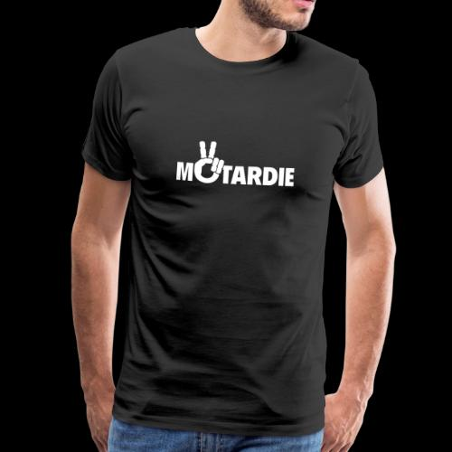 tee shirt homme logo devant premium - T-shirt Premium Homme