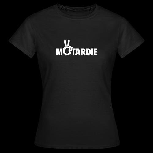 tee shirt femme logo devant - T-shirt Femme