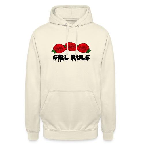 GIRL RULE - Unisex Hoodie
