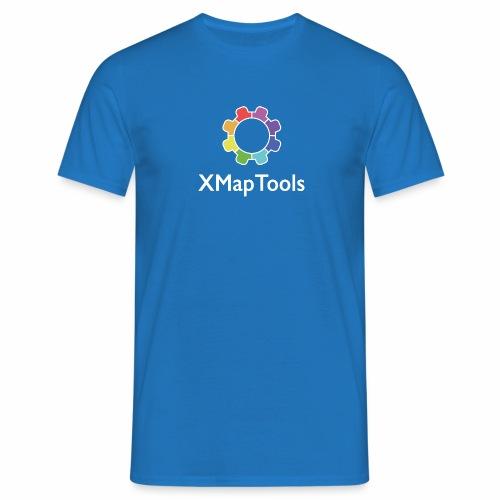 XMapTools - Men's T-Shirt - Männer T-Shirt