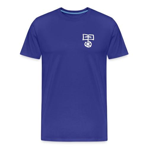 Shirt in Klassenfarbe Jungs - Männer Premium T-Shirt