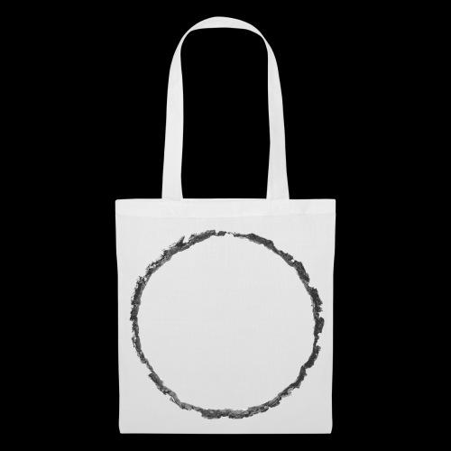 abstract circle Bag - Stoffbeutel