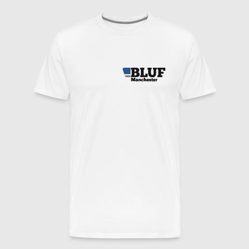 BLUF Manchester T shirt - Men's Premium T-Shirt
