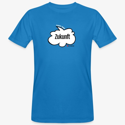 Lust auf Zukunft - Männer Bio-T-Shirt