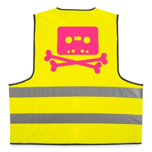 Danger, Kopimi - Reflective Vest