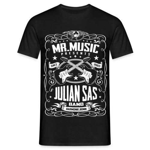 Sas-Bonn-Old - Mannen T-shirt