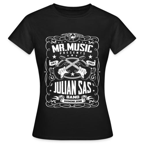 Sas-Bonn-Old - Vrouwen T-shirt