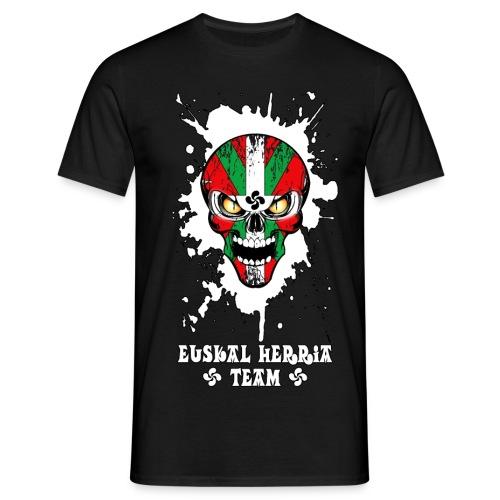 Euskal Herria team - T-shirt Homme