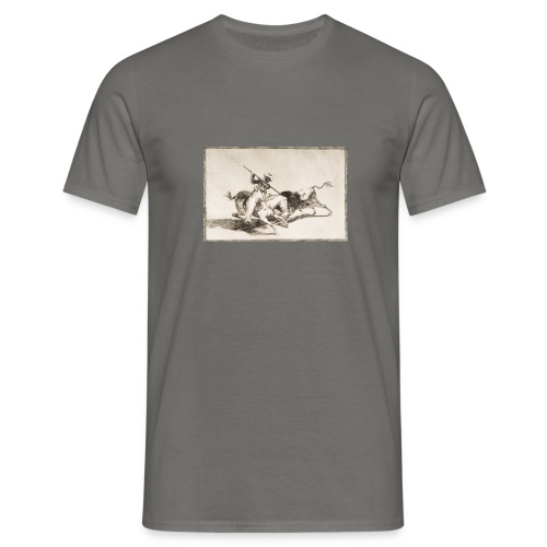 LA CORRIDA «by» Francisco GOYA - T-shirt Homme