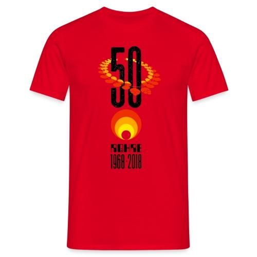 Röhrenjubiläumsshirt 3 - Männer T-Shirt