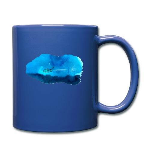 Schwimmertasse - Tasse einfarbig