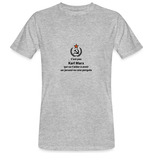 Karl Marx, I Feel Good - T-shirt bio Homme