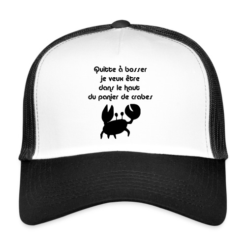 Panier de crabes - I Feel Good - Trucker Cap