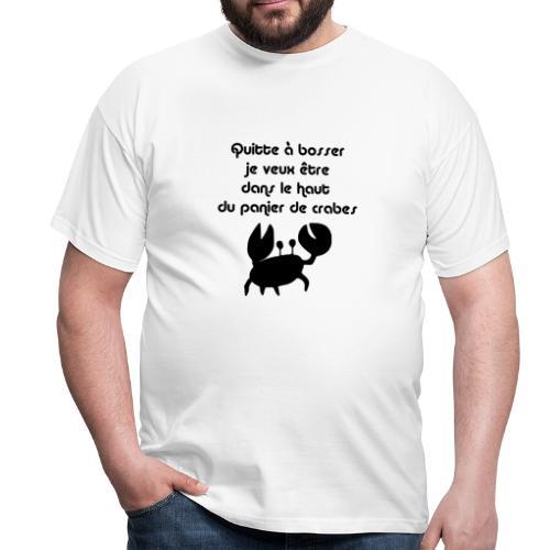 Panier de crabes - I Feel Good - T-shirt Homme