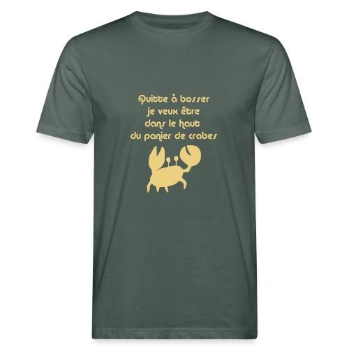 Panier de crabes - I Feel Good - T-shirt bio Homme