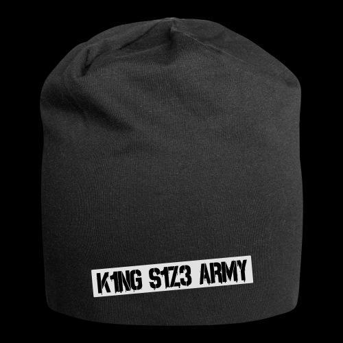 K1NG S1Z3 ARMY Beanie - Jersey-Beanie
