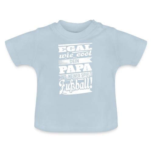 Baby T-Shirt Cooler Papa - Baby T-Shirt