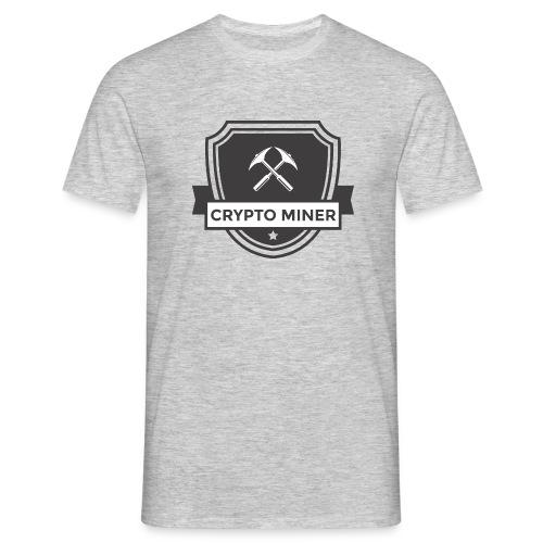 Crypto Miner - Männer T-Shirt