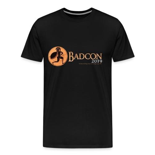 Badcon 2019 - Men's Premium T-Shirt