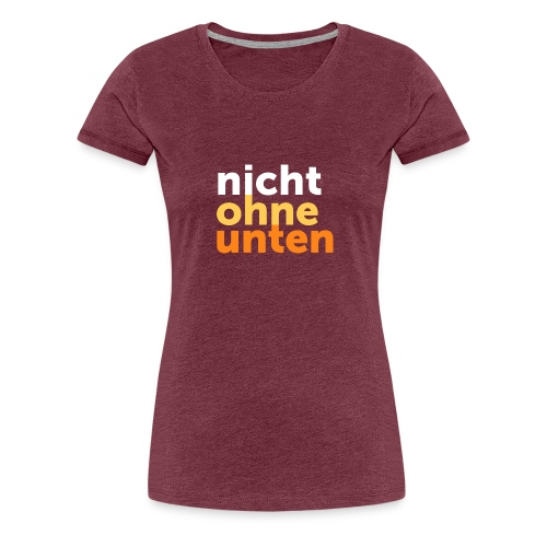 JESSIE - Frauen Premium T-Shirt