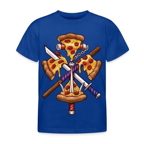 Ninja Pizza - Kids' T-Shirt