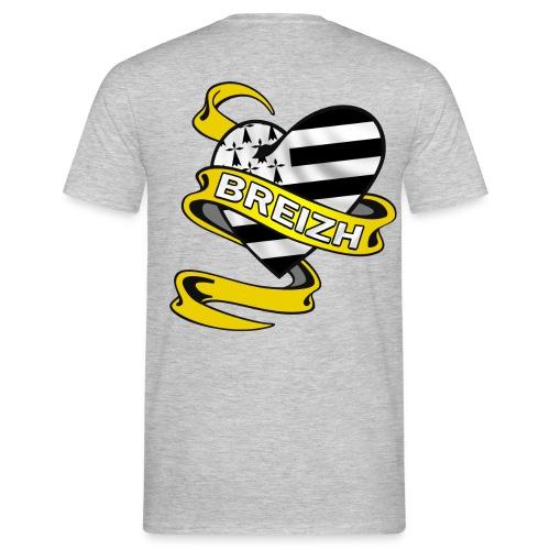 Coeur Breton - T-shirt Homme