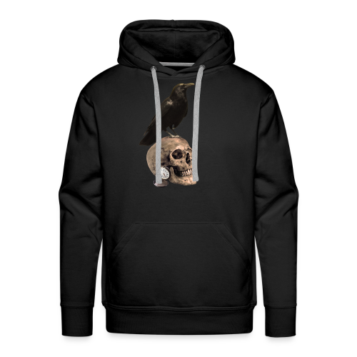 The Darkest Hour Men's Hoodie - Men's Premium Hoodie