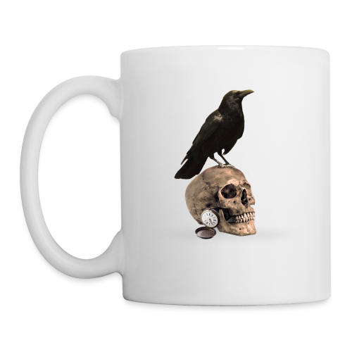 The Darkest Hour Ceramic Mug White - Mug