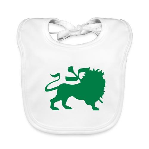 Leijona-ruokalappu - Vauvan ruokalappu