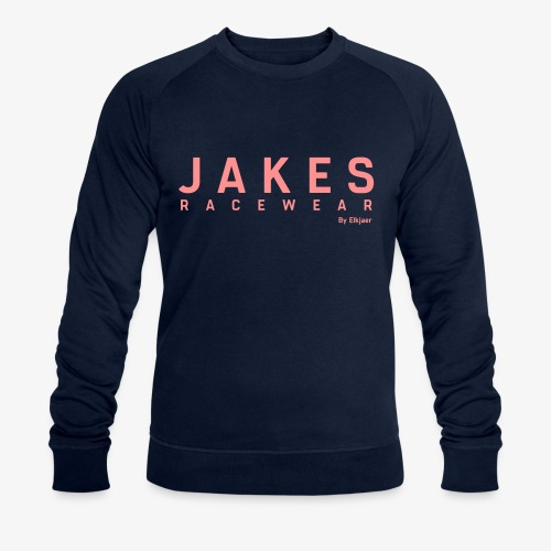 JAKES IT´s COLD OUTSIDE - Økologisk Stanley & Stella sweatshirt til herrer