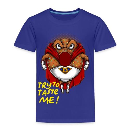 Super Donut  - Kinder Premium T-Shirt