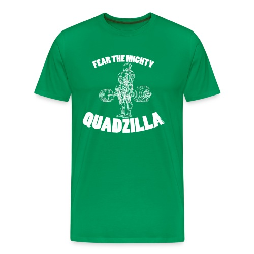 Quadzilla - Men's Premium T-Shirt