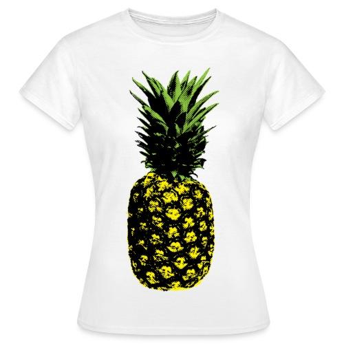 ananas popart - Women's T-Shirt