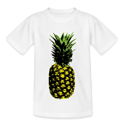 ananas popart - Teenage T-Shirt