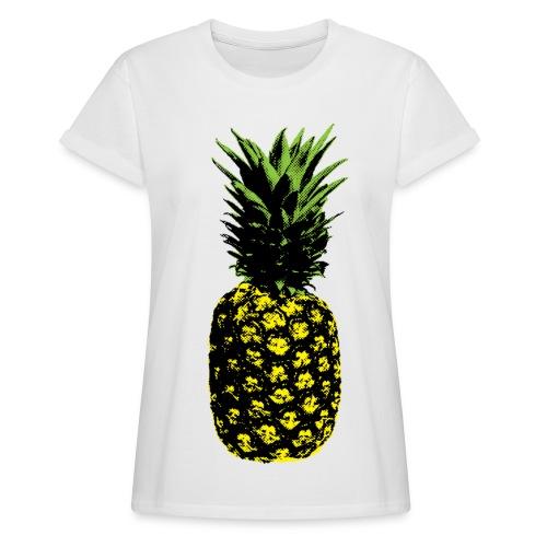 ananas popart - Women's Oversize T-Shirt