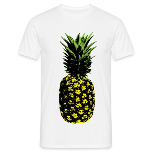 ananas popart - Men's T-Shirt