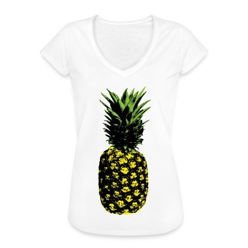 ananas popart - Women's Vintage T-Shirt