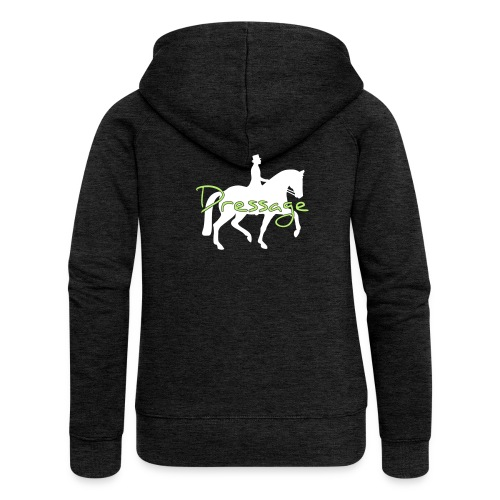 Hoodie Dressage - Women's Premium Hooded Jacket